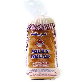 Al Jadeed Milky Bread Medium
