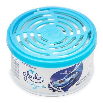 Glade Mini Gel Aqua Air Freshener 70g