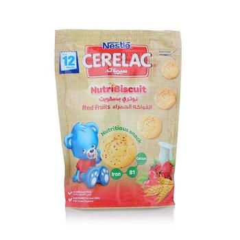 Cerelac Biscuit Red Fruit 150g