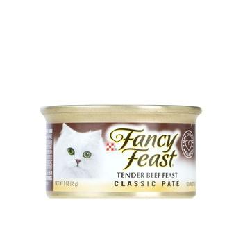 Purina Fancy Feast Tender Beef Classic 85g