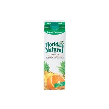 Floridas Natural Orange Pineapple Juice 900ml