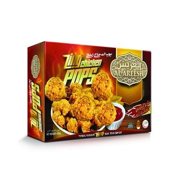 Al Areesh Zing Chicken Pops 420g