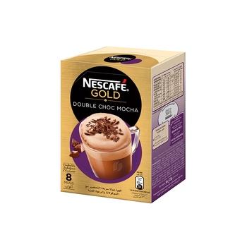 Nescafe Gold Double Chocolate Mocha 8x23g