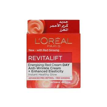 Revitalift Energising Red Cream Day Anti-Wrinkle Cream 50 ml