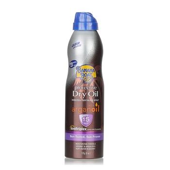 Banana Boat Dry Oil Spray SPF 15 170g