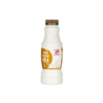 Al Ain Milk - Double Cream  500ml