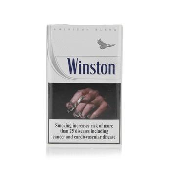 Winston Cigarettes White 20s