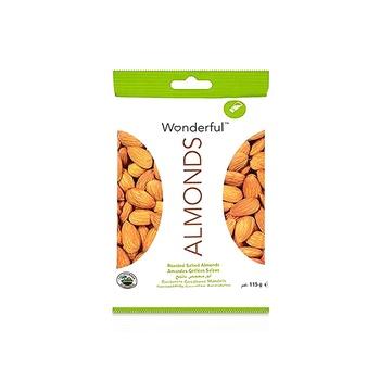 Wonderful Almonds Roast & Salt 115g
