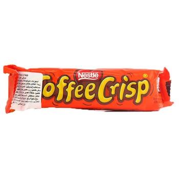 Nestle Toffee Crisp Bar 45g