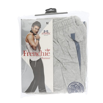 Frenchie Mens Track Pant Runner - M