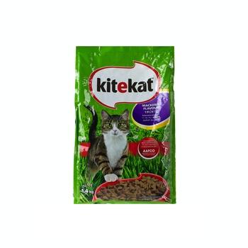 Kitekat Mackerel Flavour Dry Cat Food Adult 1.4kg