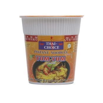 Thai Choice Instant Cup Noodles Tom Yum 60g