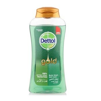 Dettol Shower Gel Gold Green 250Ml