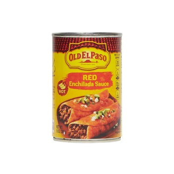 Oep Enchilada Sauce Hot  10 Oz