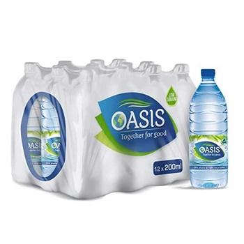 OASIS STILL WATER 12 x 200 ml