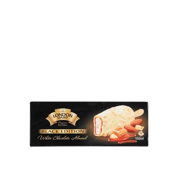 Ld Black Edition White Chocolste Almond 100ml