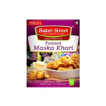 Baker Street Maska Twist Khari 200g