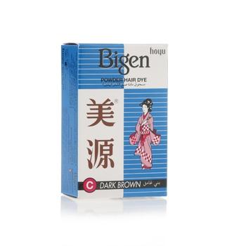 Bigen Powder Hair Dye Dark Brown 6g