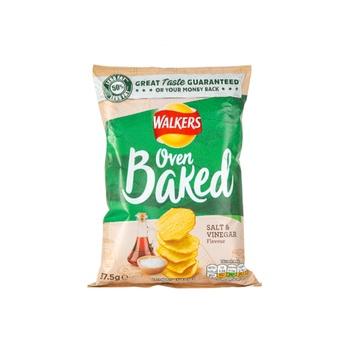 Walkers Baked Salt & Vinegar Grab Bag 37.5g