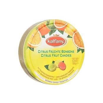Kalfany Citrus Fruit Drops 150g