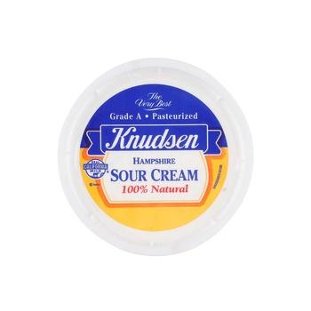 Knudsen Hampshire Sour Cream 8 Oz