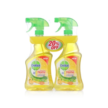 Dettol Kitchen Power Cleaner Trigger Spray 2 x 500ml @ 20% off