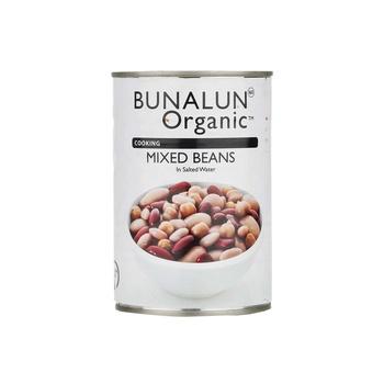 Bunalun Organic Mixed Beans 400g