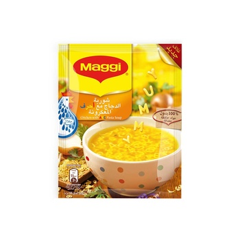 Maggi Abc Pasta 66g