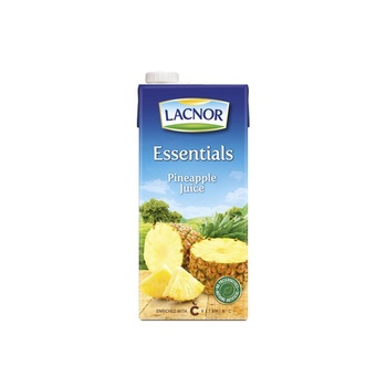 Lacnor Juice Pineapple 1ltr