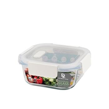 JCJ Food Keeper Glass 380ml