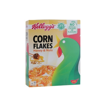 Kellogs Corn Flakes Honey Nut  375 Gms.