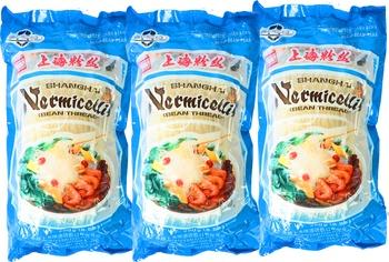 Shanghai Vermicelli Bean Thread 3X250g