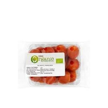 Tesco Tomato Cherry Bunch Organic 200G