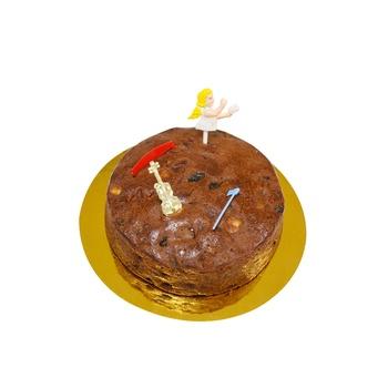 Xmas Plum Cake Plain 500g