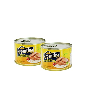Argentina Brand Chicken Luncheon Meat 200g Pack Of 2