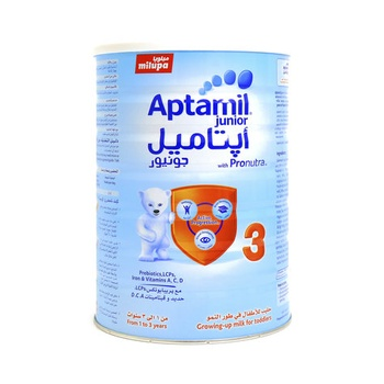 Milupa Aptamil Junior With Pronutra (3) 1.6kg