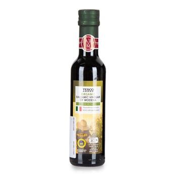 Tesco Organic Balsamic Vinegar of Modena 250ml