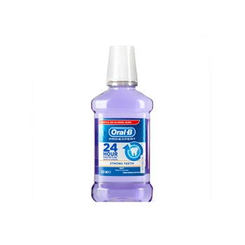 Oral B Pro Expert Strong Teeth Mouthwash Mint 250ml