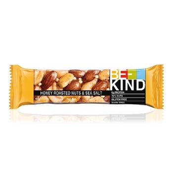 Be-Kind Honey Roasted Nuts & Salt 40g