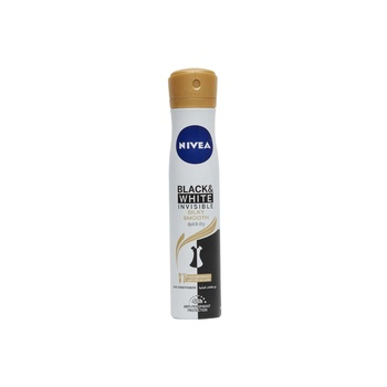 Nivea Deo  Black & White Silky Smooth 200ml
