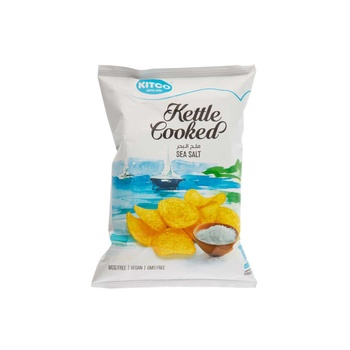 Kettle Cooked Potato Sea Salt 40g