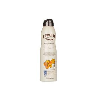 Hawaiian Tropic Satin Protection Continuous Spray Lotion SPF 15 220ml