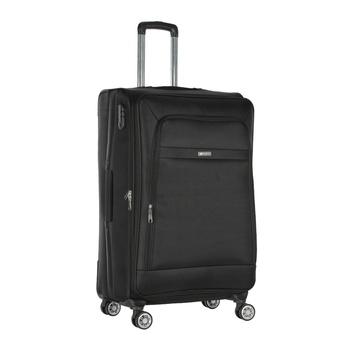 Voyager Trolley Bag  Black -28 inch