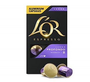 L'Or Coffee Capsules Profondo 52g