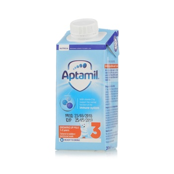 Aptamil Growing Up Milk 200ml