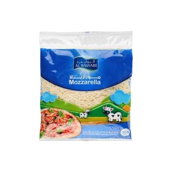 Al Rawabi Shredded Mozzarella 500g