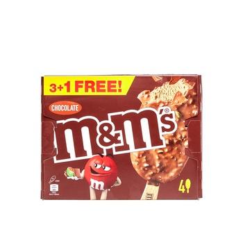 M&M'S Choco Ice Stick 4*63G