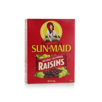 Sunmaid Raisins Natural California 1 kg