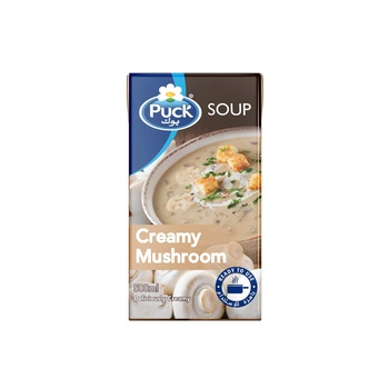 Puck Chunky Mushroom Soup 500 ml
