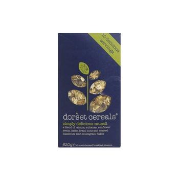 Dorset Muesli Cereal Simply Delicious 620g